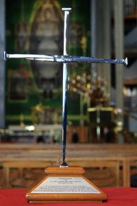 Coventry Cathedral - Cross of Nails