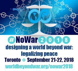 © World BEYOND War. Source: https://worldbeyondwar.org/nowar2018/