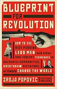 BLUEPRINT FOR REVOLUTION - Srdja Popovic, Matthew Miller