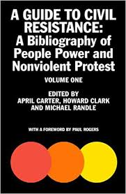 Volume one: A Bibliography of People Power and Nonviolent Protest