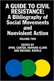 Volume two: A Bibliography of Social Movement and Nonviolent Action