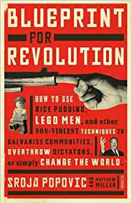 BLUEPRINT FOR REVOLUTION - Srdja Popovic, Matthew Miller