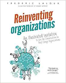 Reinventing Organisations by Frederick Laloux